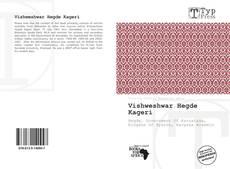 Capa do livro de Vishweshwar Hegde Kageri