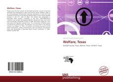 Bookcover of Welfare, Texas