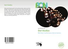 Owl Studios kitap kapağı