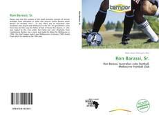 Bookcover of Ron Barassi, Sr.