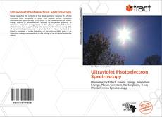 Bookcover of Ultraviolet Photoelectron Spectroscopy