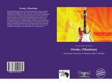 Owsley (Musician)的封面