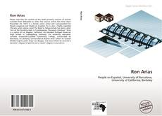 Bookcover of Ron Arias