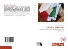 Capa do livro de Serafino Mazzolini