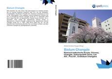 Buchcover von Bistum Changde