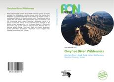 Bookcover of Owyhee River Wilderness