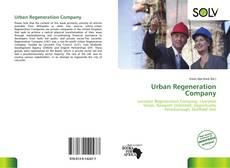 Bookcover of Urban Regeneration Company