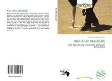 Copertina di Ron Allen (Baseball)