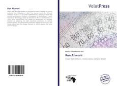 Buchcover von Ron Aharoni