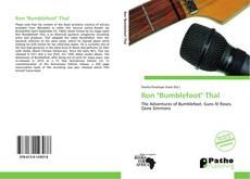 "Обложка Ron ""Bumblefoot"" Thal"