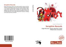 Seraphim Records kitap kapağı