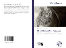 Bookcover of US-Middle East Free Trade Area