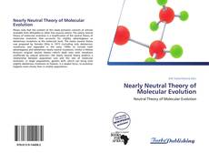 Bookcover of Nearly Neutral Theory of Molecular Evolution