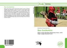 Buchcover von Ron Gardenhire