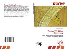 Portada del libro de Telugu Wedding Ceremony