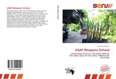 Bookcover of USAF Weapons School