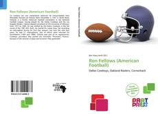 Bookcover of Ron Fellows (American Football)