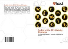 Buchcover von Serbia at the 2010 Winter Olympics