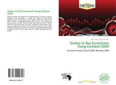 Buchcover von Serbia in the Eurovision Song Contest 2009