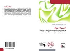 Buchcover von Ron Ernst