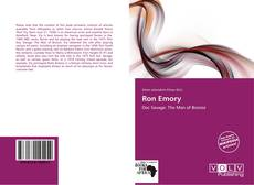 Couverture de Ron Emory