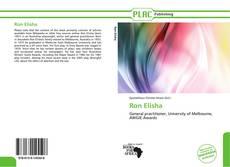 Обложка Ron Elisha
