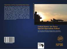 United States Air Force Special Operations School的封面