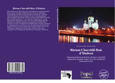Capa do livro de Bistum Churchill-Baie d'Hudson