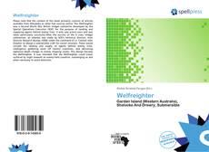 Capa do livro de Welfreighter