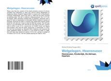 Buchcover von Welgelegen, Heerenveen