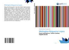 Capa do livro de Welington Nogueira Lopes