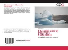 Educacion para el Desarrollo Sustentable kitap kapağı