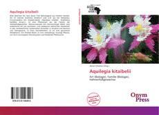 Aquilegia kitaibelii的封面
