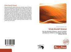 Buchcover von Visio Karoli Grossi