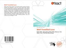 Bookcover of Well Travelled Love