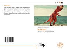 Обложка Abelisaur