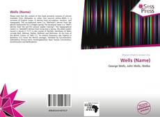 Bookcover of Wells (Name)