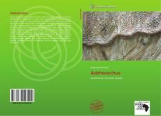 Обложка Adzhosuchus