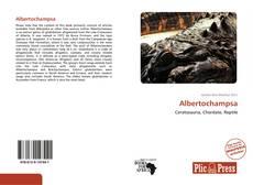 Albertochampsa的封面