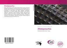Couverture de Allodaposuchus