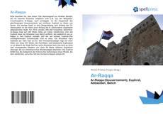 Buchcover von Ar-Raqqa