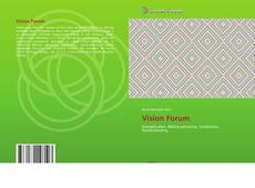 Bookcover of Vision Forum
