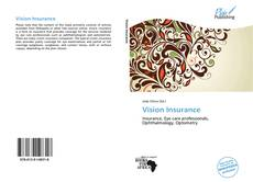 Bookcover of Vision Insurance