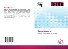 Portada del libro de Peter Bassano