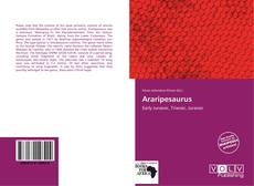 Couverture de Araripesaurus