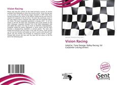 Bookcover of Vision Racing