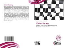 Capa do livro de Vision Racing