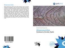 Couverture de Atoposauridae