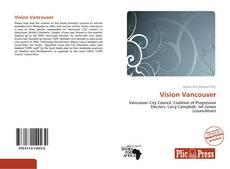 Vision Vancouver kitap kapağı