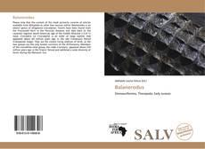 Couverture de Balanerodus